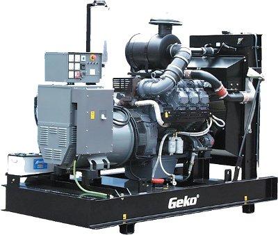 diesel generator Geko