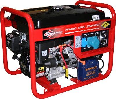 benzo generator DDE