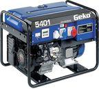 Генератор бензиновый GEKO трехфазн/однофазн. 4/3,7 кВа 5401 ED-AA/HHBA