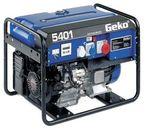 Генератор бензиновый GEKO трехфазн/однофазн. 4/3,7 кВа 5401 ED-AA/HEBA