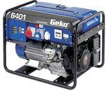 Генератор бензиновый GEKO трехфазн/однофазн. 6,1/5,2 кВа 6401 ED-AA/HHBA