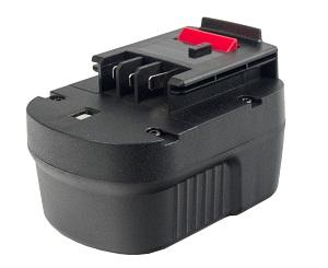 Аккумуляторы для ручного акк. инструмента для Black&Decker ( NiCd )