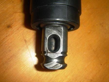 stvol poddelnogo perforatora